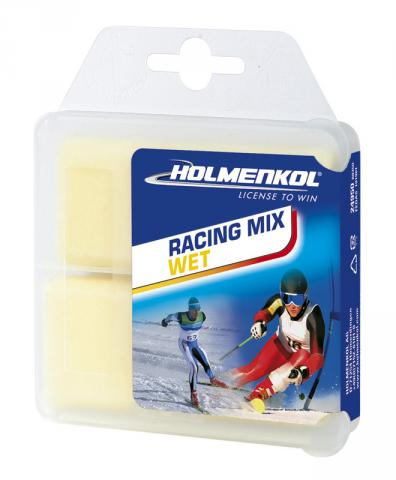 Holmenkol Racing Mix Wet 2x35g