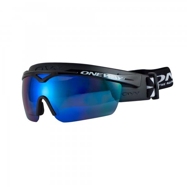 Lyžařské běžecké brýle One Way SNOWBIRD II černé. Lyžařské běžecké brýle  One Way SNOWBIRD II černé. Zobrazit v plné velikosti 7db23a7210