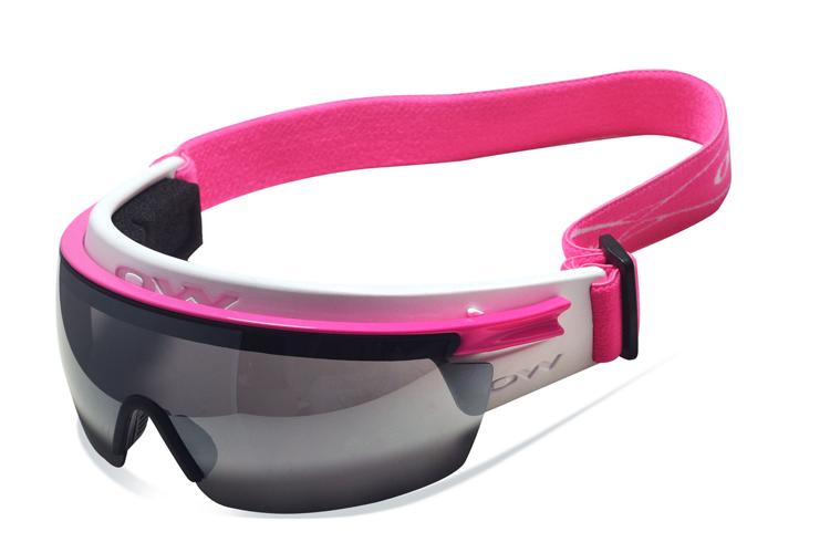 99ee21df03b Lyžařské bežecké brýle One Way SNOWBIRD Mag Pink