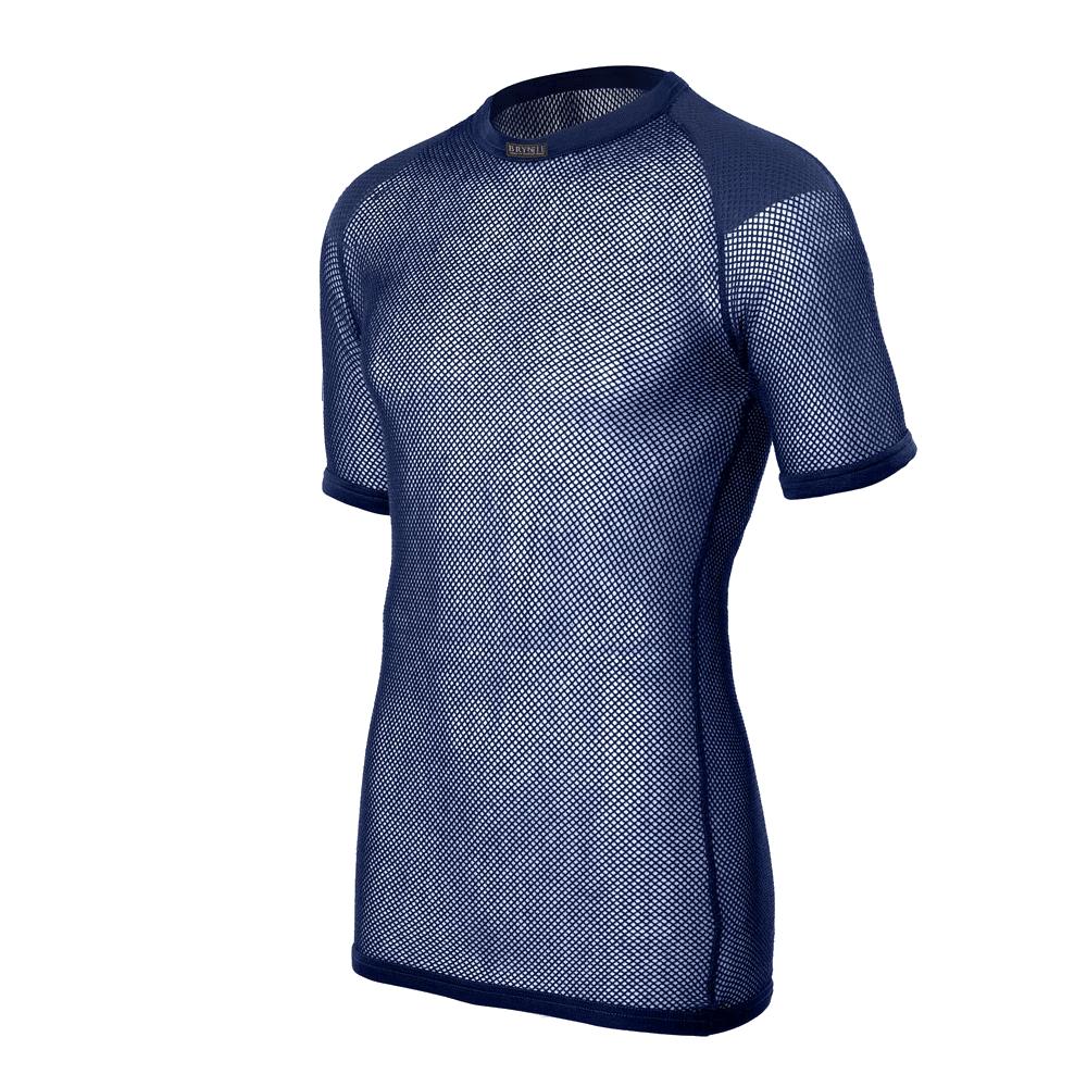 Funkční triko Brynje Super Thermo T-Shirt W Inlay modré vel.XS ... 5c7c4fc6dc
