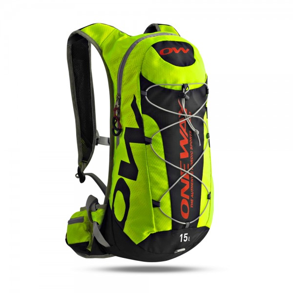 Batoh One Way XC Hydro Back Bag 15L Yellow/Black
