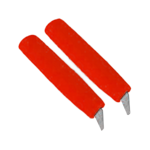 Bodce k běžeckým holím One Way Ski Roller Tipp 10mm
