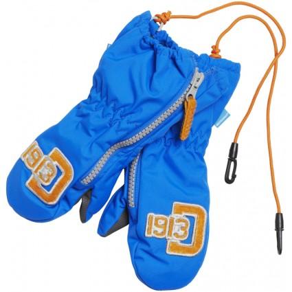 be76447a079 Dětské rukavice Didriksons D1913 Biggles Zip modré