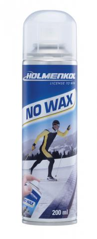 Holmenkol No Wax Anti Ice & Glider 200ml