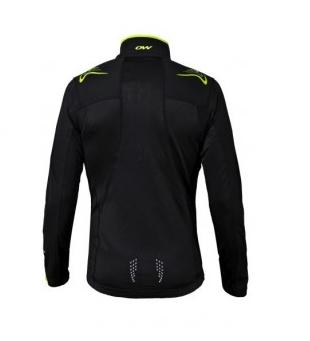 Bunda One Way Cata Pro Softshell Jacket Black XXL