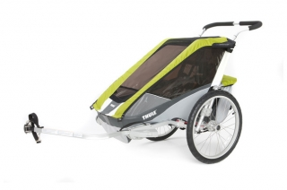 Thule Cougar 1 2014 Avocado + cyklo set