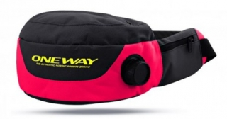 ONE WAY THERMO BELT PINK BLK XC DRY
