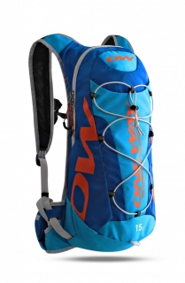 Batoh One Way XC Hydro Back Bag 15L Blue/Orange