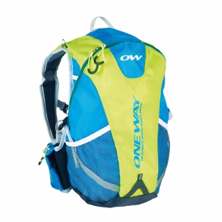 Batoh One Way XC Hydro Back Bag 20L Yellow/Blue