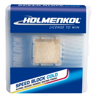 Holmenkol Speed Block COLD 15g