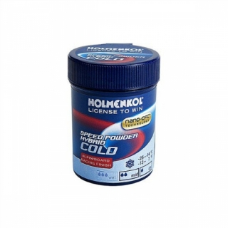 Holmenkol Speed Powder Hybrid COLD 25g