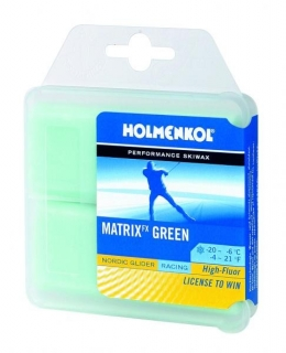 Holmenkol Matrix FX GREEN 2x35g