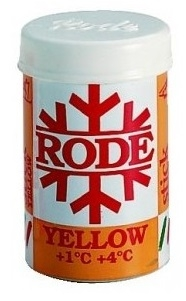 Stoupací vosk Rode Yellow 45g