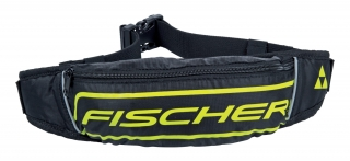 Ledvinka Fischer WaistBag Black/Yellow 18/19