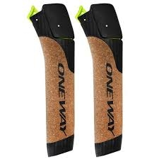 Madla One Way Grip Mag Point Cork Black
