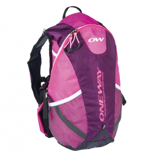 Batoh One Way XC Hydro Back Bag 20L Pink/Black