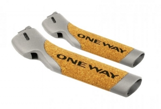 Madla One Way Grip Cork Round Silver
