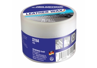 Holmenkol Leather Wax 85ml