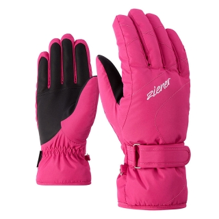 Rukavice Ziener Kaddy Lady Pink